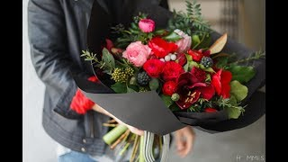 Смотреть видео заказать букет в санкт петербурге с доставкой онлайн