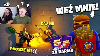 "* NEW * FIGHT FOR SKINS-TWO BAMBIKÓW FIGHTS FOR 🍔 ""BEEF BOSSA"" 🍔 