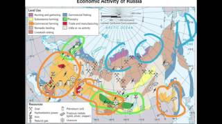 Unit 6 Russia: Physical Geography, Climate, and Vegetation