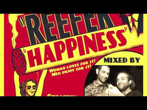 REEFER HAPPINESS Mixtape - 100% GANJA TUNES - 90 DEGREE SOUND
