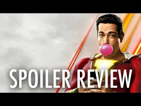 Download Shazam! Spoiler-Filled Review and Discussion (featuring Matt Singer from Screencrush.com)