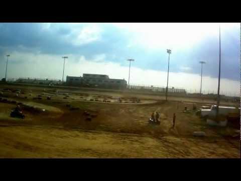 Payton Hall Racing - Outlaw Motor Speedway, Oktaha Oklahoma - June 9, 2012