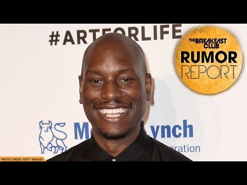 "Tyrese To Release Rap Album ""Inspired By JAY-Z"""