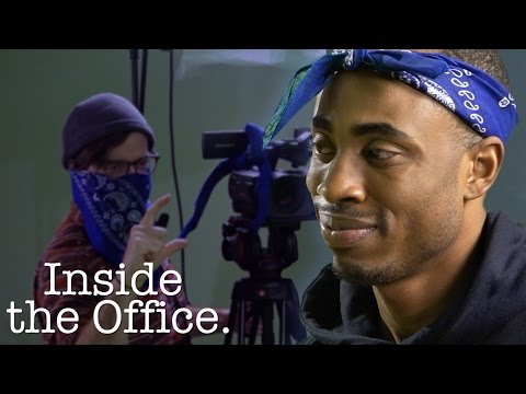 Black Buzzfeed | Inside the Office