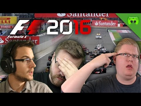 TRAINING MIT DER QUEEN 2/2 🎮 F1 2016 #12