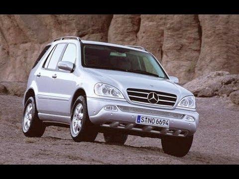 2002 Mercedes ML500 3.2 L V6 Review