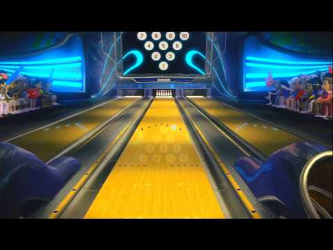 Kinect Sports: Bowling (Turkey Triumph)