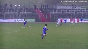 Oberliga Niederrhein 17/18 ETB SW Essen - 1.FC Monheim