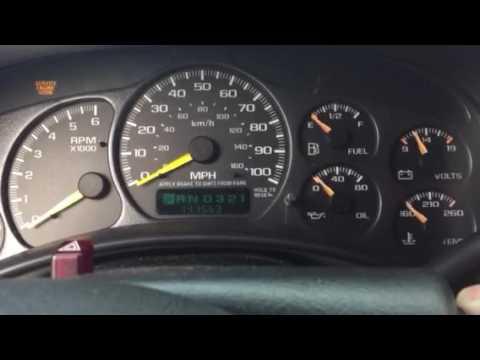 2001 Chevrolet Silverado 1500 LT Z71 Review
