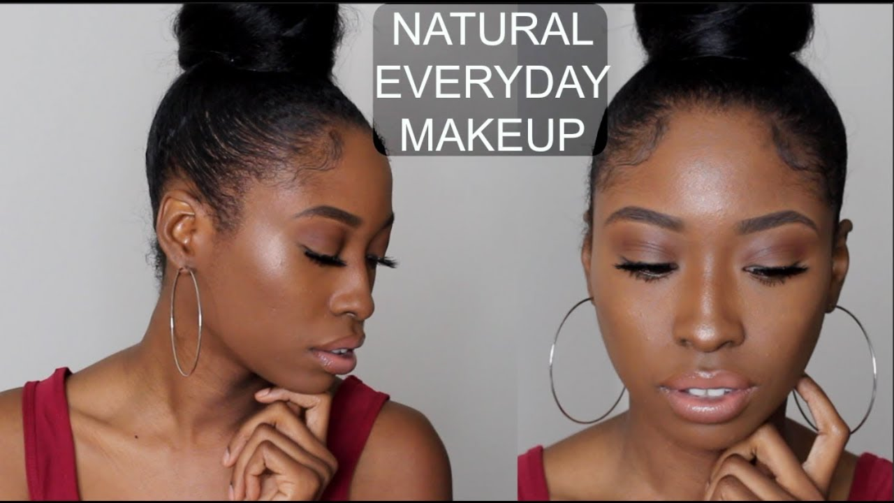 Affordable NATURAL Everyday Drugstore Makeup Tutorial | Beginner Friendly