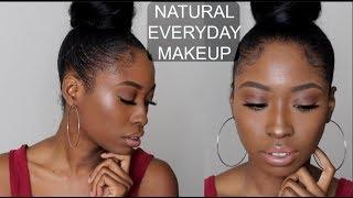Affordable NATURAL Everyday Drugstore Makeup Tutorial | Beginner Friendly