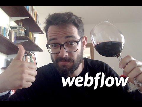 Wine Shop Website With Webflow