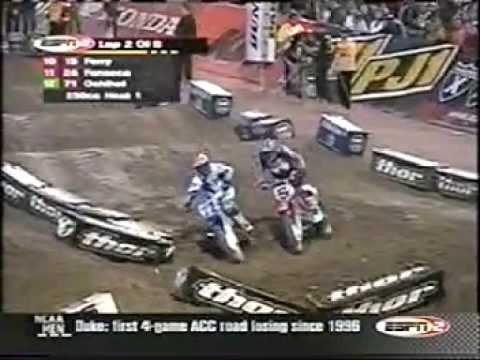 2003 Anaheim 3 250cc Heat #1 (Chad Reed Vs. Mike LaRocco)