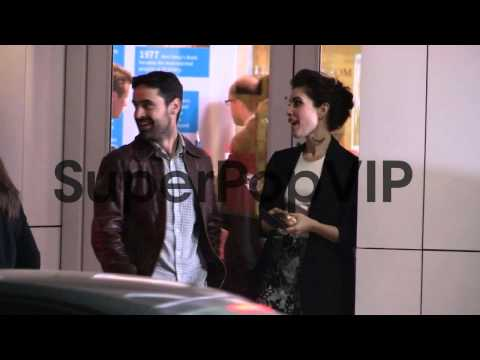 Jesse Bradford and Carly Pope at The Paley Center for Med...