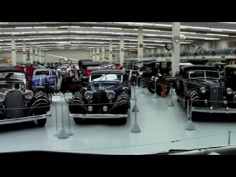 The southward Museum Trust. Музей старинных автомобилей в Новой Зеландии