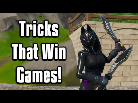 Simple Tricks That Will Win You More Games! - Fortnite Battle Royale