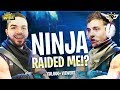 NINJA RAIDED ME WITH 130 000 VIEWERS I FREAKED OUT mp3
