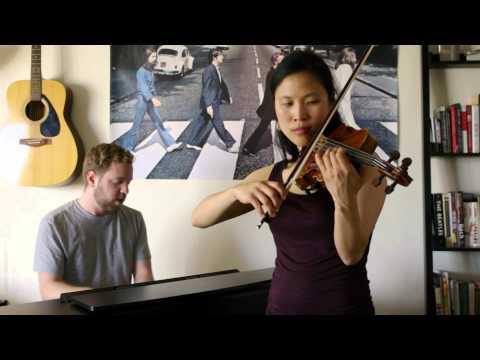 Sia - Chandelier (Violin/Piano Cover by MJ Lee. and Chris Cerrato)