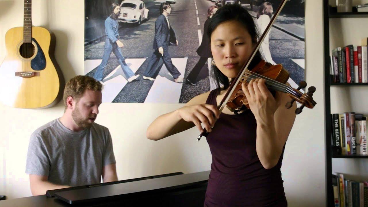 Sia - Chandelier (Violin/Piano Cover by MJ Lee. and Chris Cerrato ...