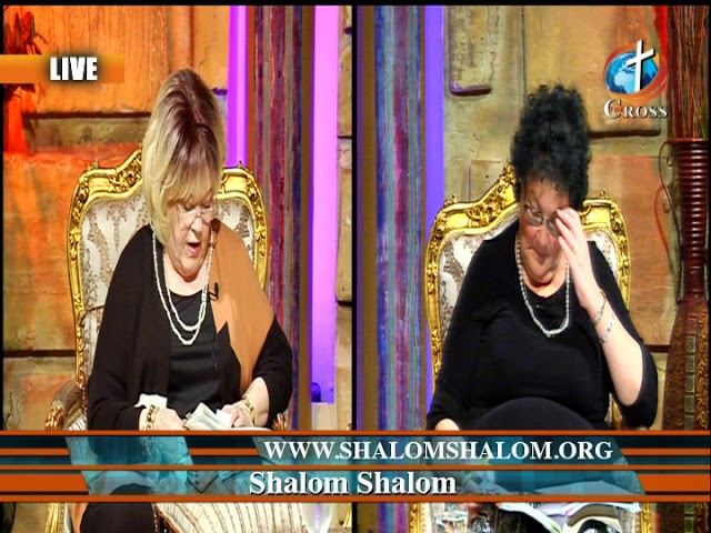 Shalom Shalom Dr Marisol Peltzer & Rev. Dexter Peltzer 07-24-2018 Spanish