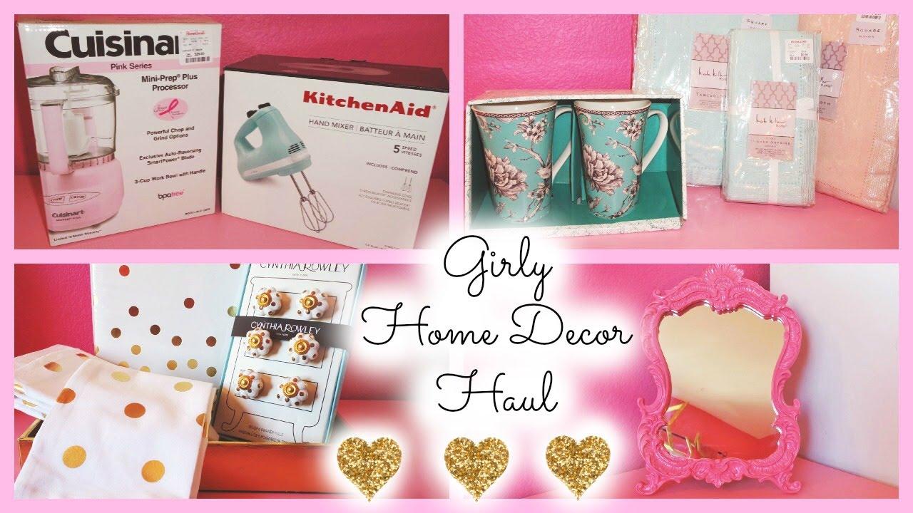 Home Decor Haul Part 2 Homegoods Tj Maxx Marshall 39 S