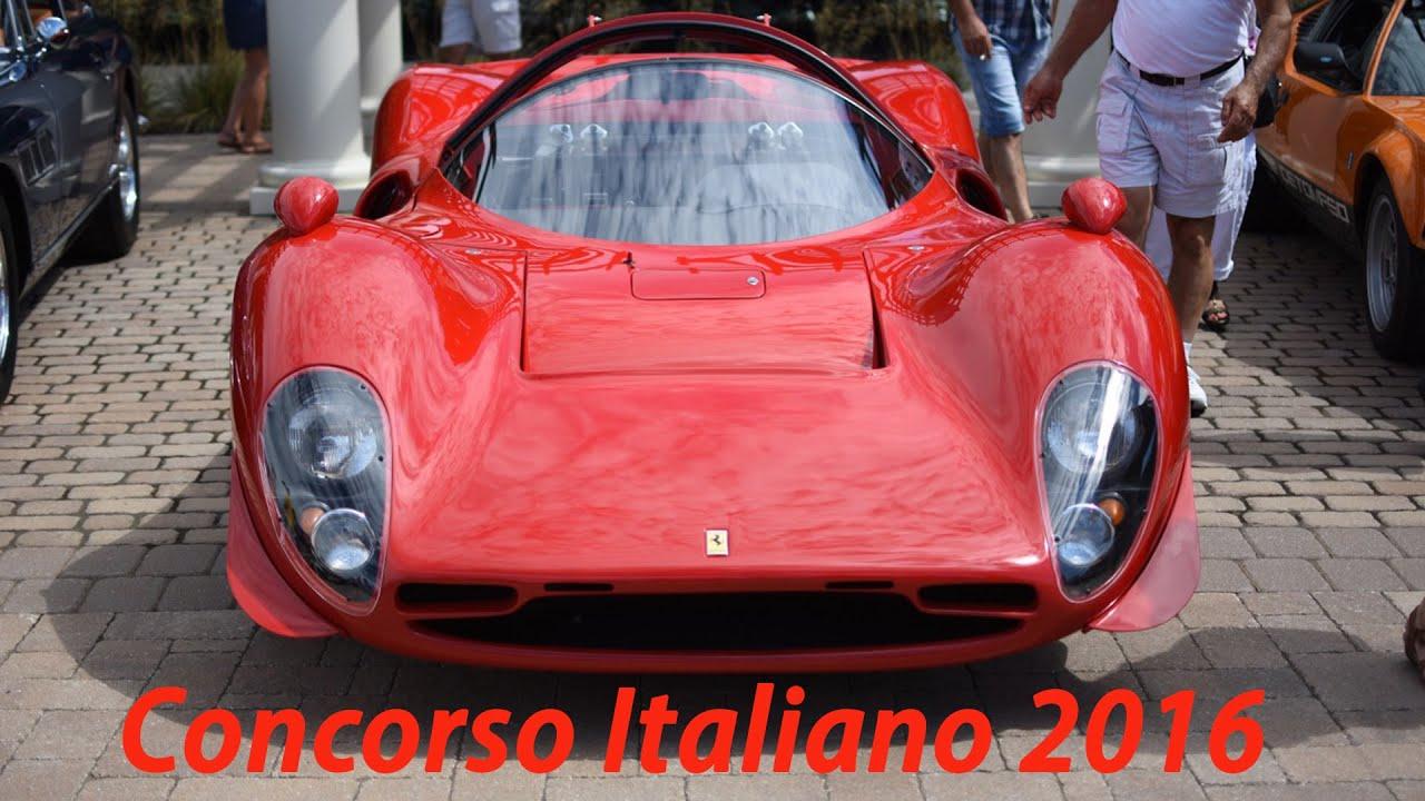Tuscan Kitchen Markets Concorso Italiano Youtube Alfa Romeo