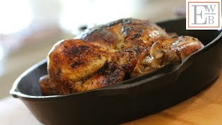 Beth's Roast Chicken In A Skillet (back-to-school Bonanza Recipes!)