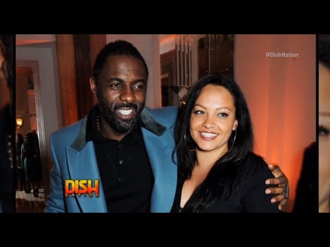 Idris Elba and Girlfriend Are Expecting a Baby!