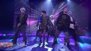 Gambar cover BTS 방탄소년단 엘렌쇼 DNA 무대 (Ellen Show)