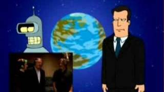 Global Warming: Al Gore Talks With Matt Groening