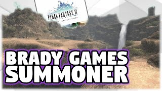FFXI Summoner - The Brady Games Guide!