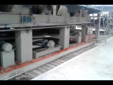 Double Wire Multi-Cylinder Paper Machine