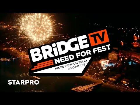 BRIDGE TV NEED FOR FEST - Клип смотреть онлайн с ютуб youtube, скачать