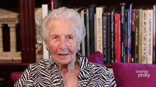 Bertha (Panagiotsa) Rorres - My life in America at 100