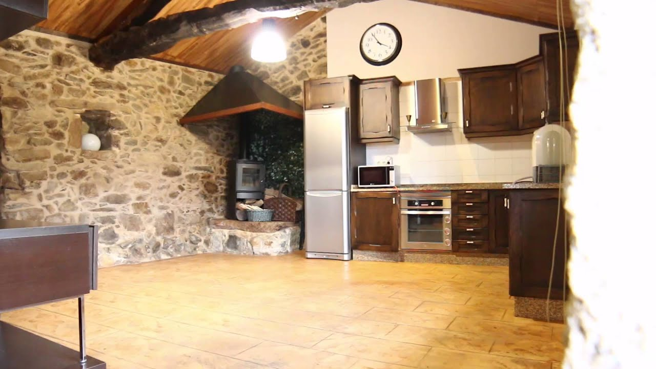 Venta de casa de piedra reformada en contrasto torneiros - Casas de piedra gallegas ...