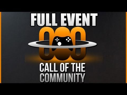 Call Of The Community Full Event - Part One of Three