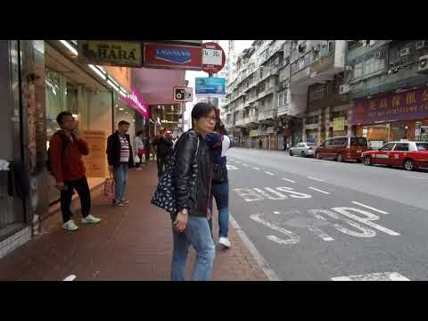Walking tour of Shamshuipo, a Local Hong Kong District 深水埗行一圈