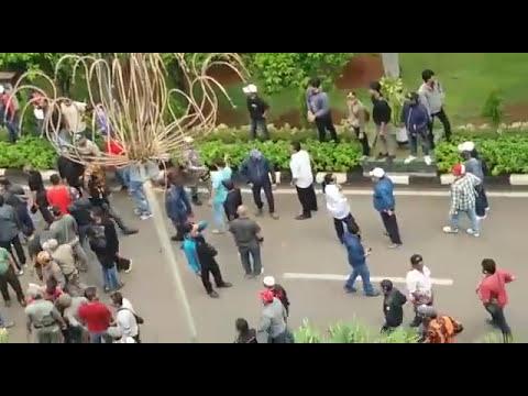 Rusuh Ormas GMBI di Bekasi