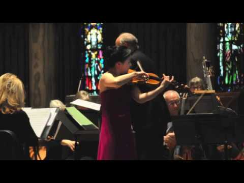 W.A. Mozart Rondo in C Major for Violin and Orchestra, K. 373