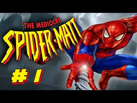 Download Youtube: The Mediocre Spider-Matt - Spider-Man 2: Enter Electro (Part 1)
