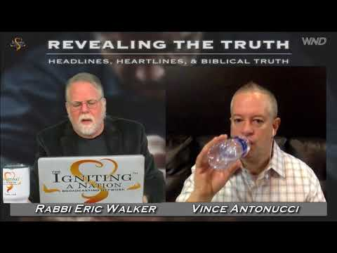 Rabbi Walker & Vince Antonucci discuss his book Restore 01 09 2018
