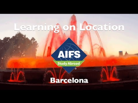 Learning on Location - AIFS in Barcelona, Spain
