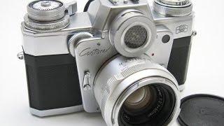 Zeiss Ikon Contarex Bullseye+Carl Zeiss Planar50mm/f2