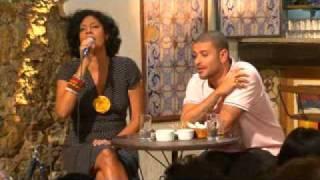 Baixar Sanny Alves no programa Samba na Gamboa