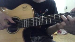 (Thùy Chi) Phố trong mưa (Acoustic Guitar Solo)