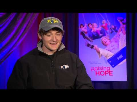 Raising Hope - Interview with Lucas Neff