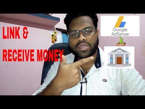 How to Link Bank Account to Google Adsense | google adsense payment method india