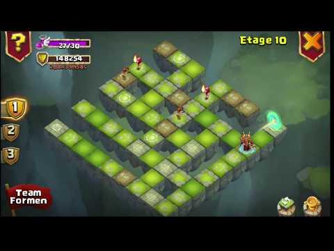 Castle Clash - Labyrinth OP Goblin - Tipps?