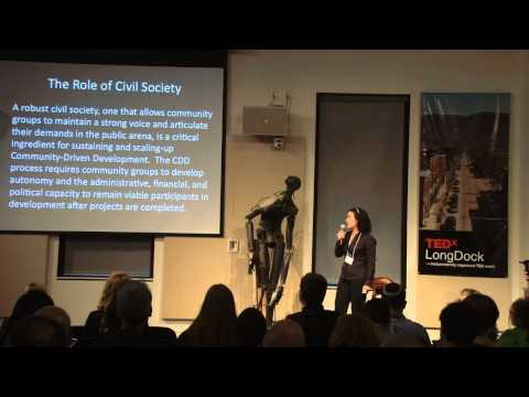From robber barons to local revitalization | Jennifer Schwartz Berky | TEDxLongDock
