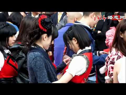 SNH48 Savoki 赵嘉敏 - National tour in Shanghai 10.26.2013